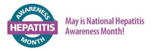 May is National Hepatitis Awareness Month
