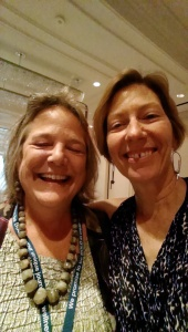 Pic: Lorren Sandt and Nancy Steinfurth